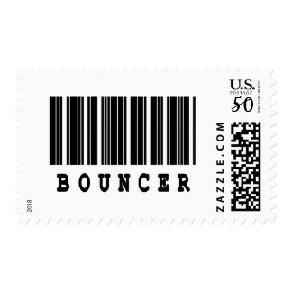 bouncer barcode design postage