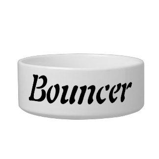 Bouncer Dog Bowl