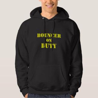 Bouncer (Wreckin Crew) (See Back) Hoodie
