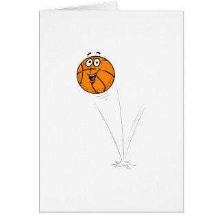 Bouncing ball greeting cards