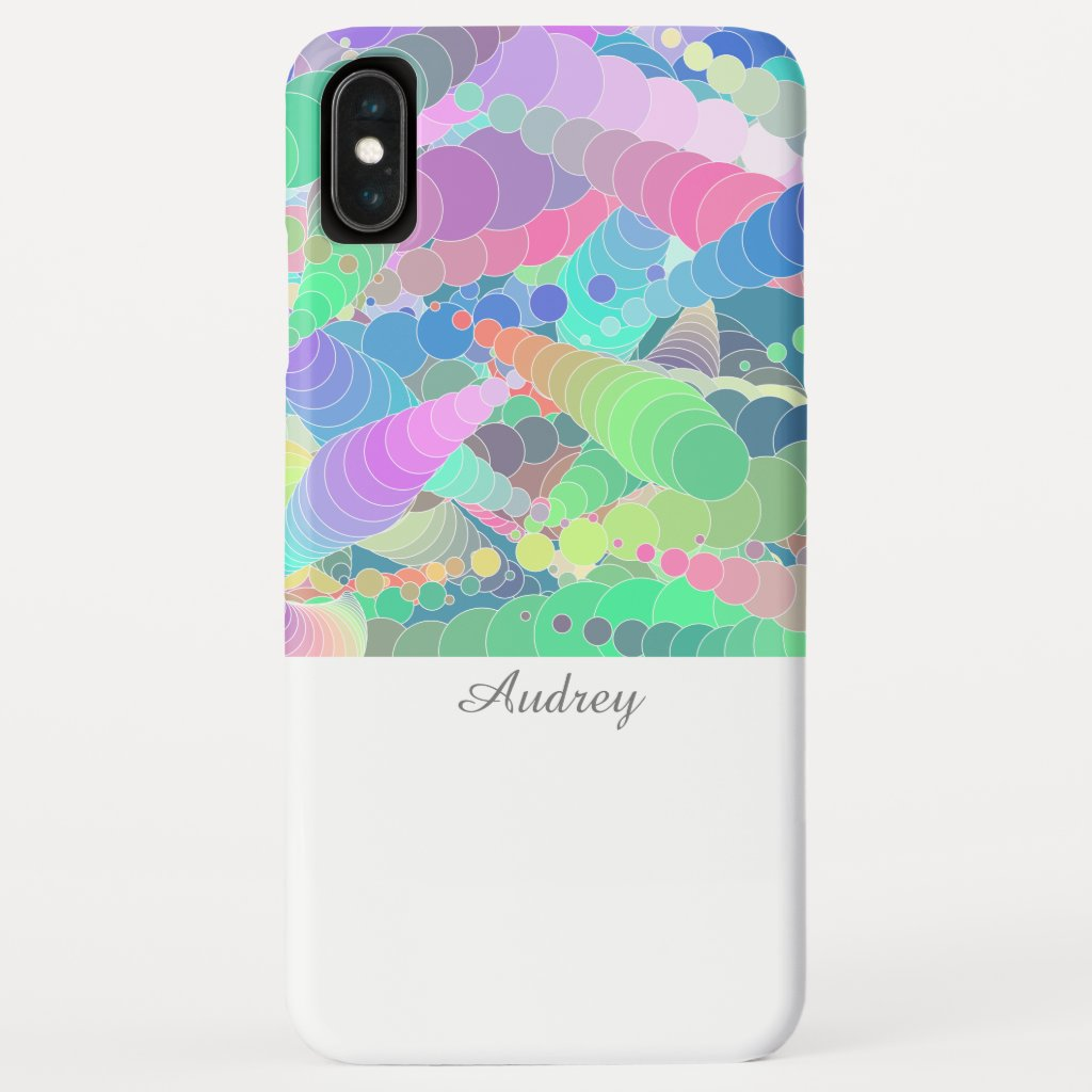 Bouncing ball iPhone XS max case
