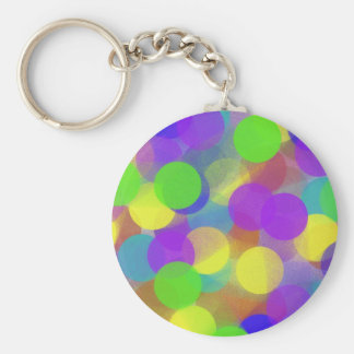 Bouncing Balls Keychain