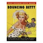 Bouncing Betty Poster