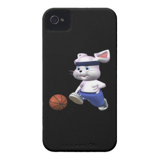 Bouncing Bunny iPhone 4 Case-Mate Cases