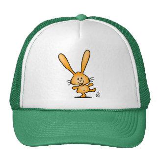 Bouncing Bunny Trucker Hat