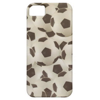 Bouncing Soccer Balls iphone 5 barely there iPhone 5 Cases