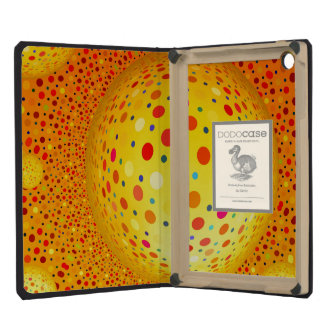 Bouncing Spotted Balls iPad Mini Cases