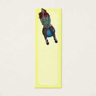 Bouncing Zombie 2, bookmark pack or business cards