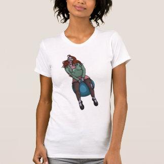 Bouncing Zombie 2, light shirt