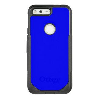Bouncy Bright Blue Color OtterBox Commuter Google Pixel Case