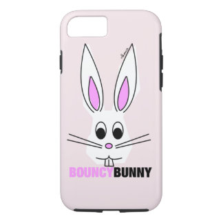 Bouncy Bunny - iPhone 7 Cover