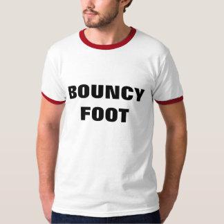 Bouncy Foot Penny Tee