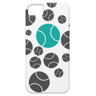 Bouncy Tennisballs iPhone SE/5/5s Case