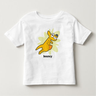 Bouncy Toddler T-shirt