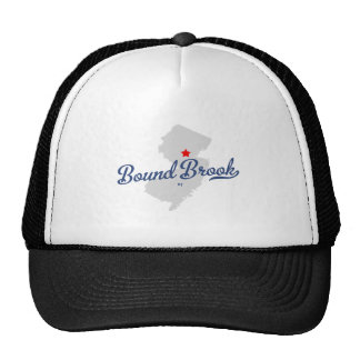 Bound Brook New Jersey NJ Shirt Trucker Hat