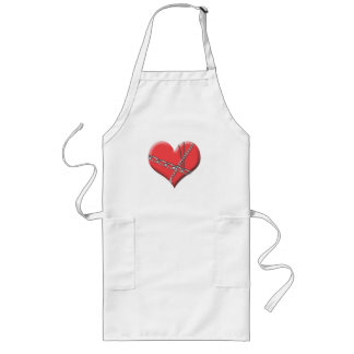 Bound by Love  Long Apron