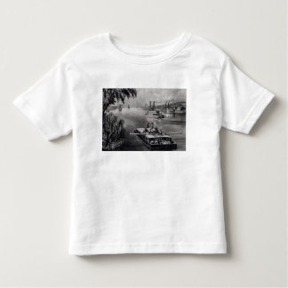 Bound Down the River Toddler T-shirt