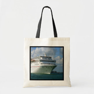Bound for Fun Cruise Budget Tote Bag