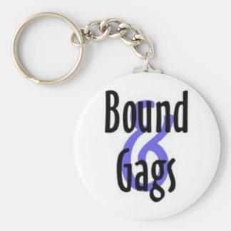 Bound & Gags Keychain