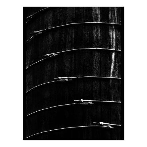 """""""Bound"""" JTG Art Postcard"""