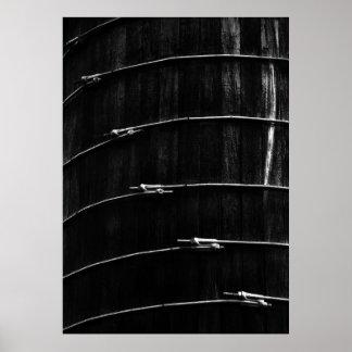 """Bound"" JTG Art Poster"