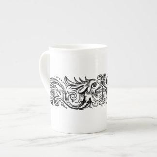 Bound Monsters Bone China Mug