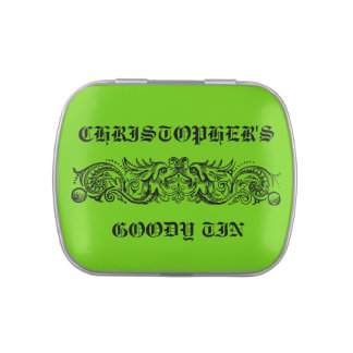 Bound Monsters Candy Tin