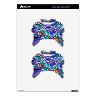 Boundary and Conflict Fractal Design Xbox 360 Controller Decal