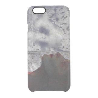 Boundary Beach 1 Clear iPhone 6/6S Case