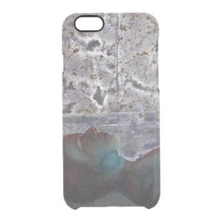 Boundary Beach 2 Clear iPhone 6/6S Case