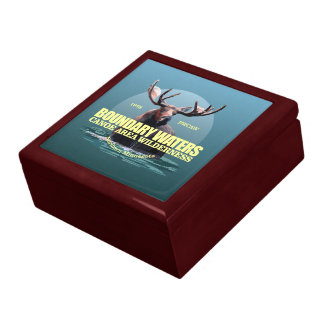 Boundary Waters CAW (Moose) WT Gift Box