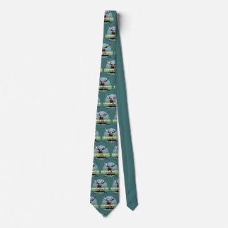 Boundary Waters CAW (Moose) WT Necktie