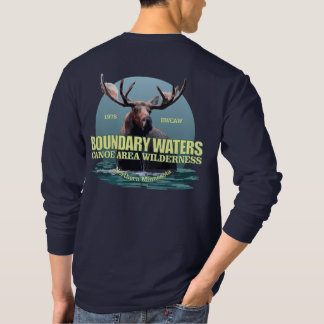 Boundary Waters CAW (Moose) WT T-Shirt