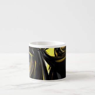 Bounded by Light Abstract Espresso Cup