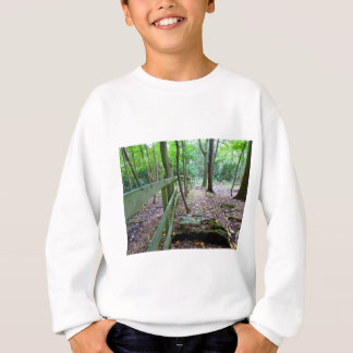 Boundry to the woods sweatshirt