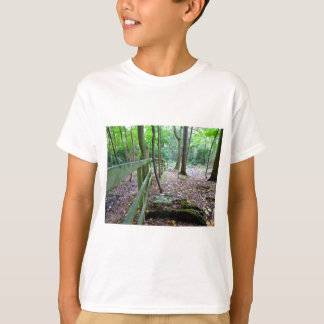 Boundry to the woods T-Shirt