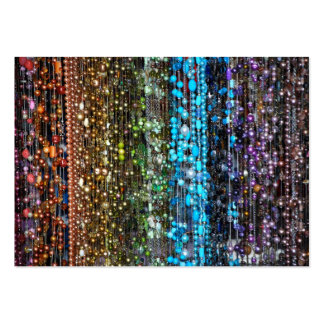 Bountiful Beads - Chubby Large Business Cards (Pack Of 100)