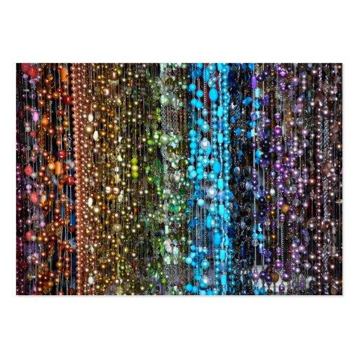 Bountiful Beads - Chubby Business Card Templates