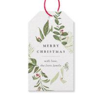 Bountiful | Christmas Gift Tags