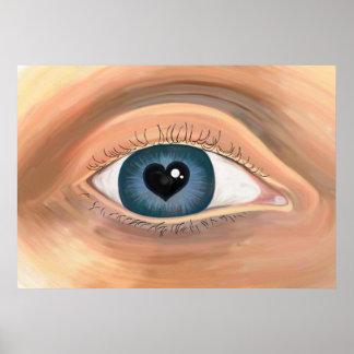 Bountiful Eye Poster