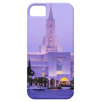 Bountiful LDS Mormon Temple Sunrise - Utah iPhone SE/5/5s Case