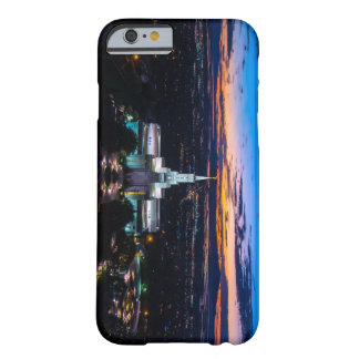 Bountiful Lds Mormon Temple Sunset Barely There iPhone 6 Case