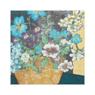 Bountiful Spring I Canvas Print