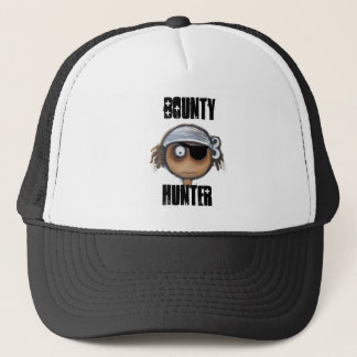 Bounty Hunter Pirate Trucker Hat