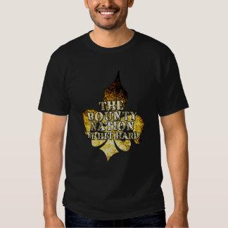 Bounty Nation Male Fire T Shirt
