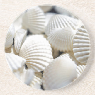Bounty of Shells Drink Coaster