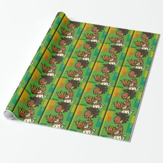 Bounty Wrapping Paper