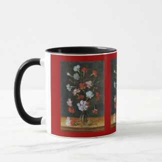 Bouquest of Carnations Mug