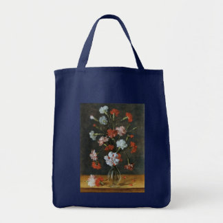 Bouquest of Carnations Tote Bag