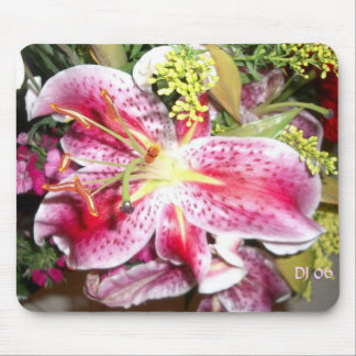 Bouquet5, DJ 06 Mouse Pad